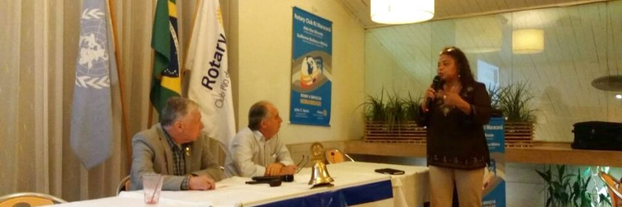 Palestra: Administração de um Rotary Clube