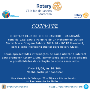 Marketing Digital para Rotary Clubs